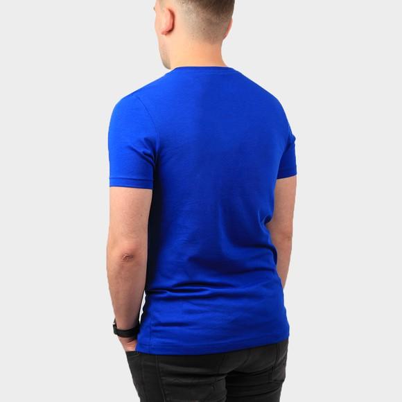 Lacoste Sport Mens Blue TH2042 3D Print T-Shirt main image