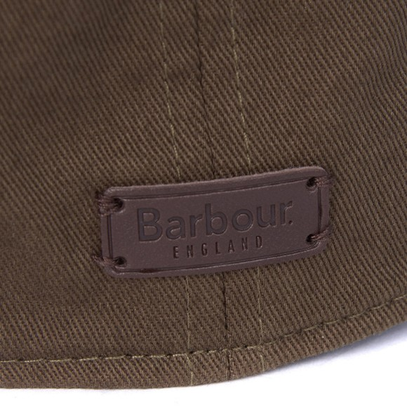 Barbour Lifestyle Mens Green Finnean Bakerboy main image