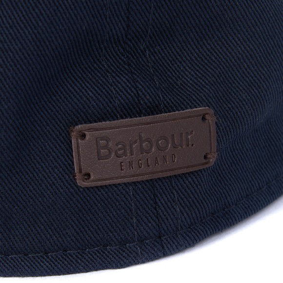 Barbour Lifestyle Mens Blue Finnean Bakerboy main image