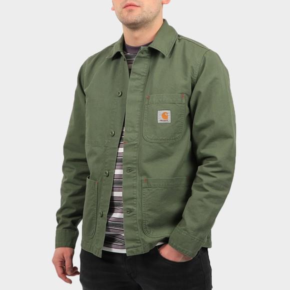 Carhartt WIP Mens Green Wesley Jacket