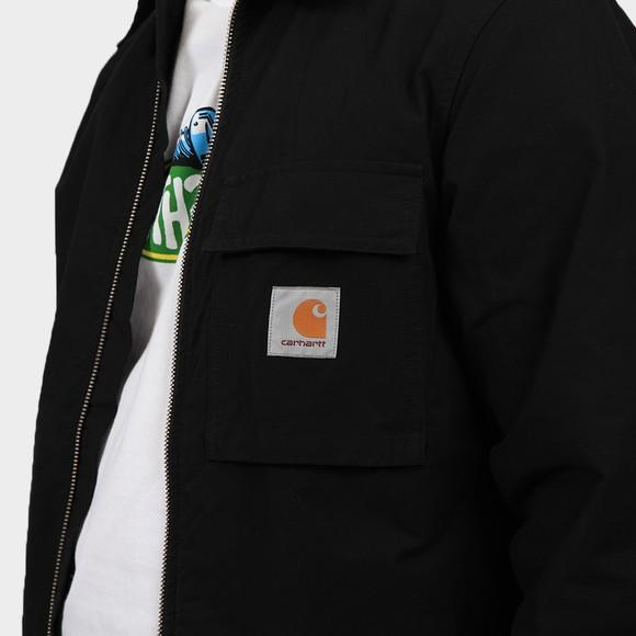 Carhartt WIP Mens Black Lander Overshirt main image