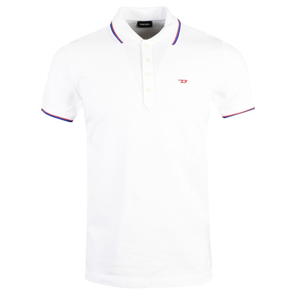 New Randy Tipped Polo Shirt
