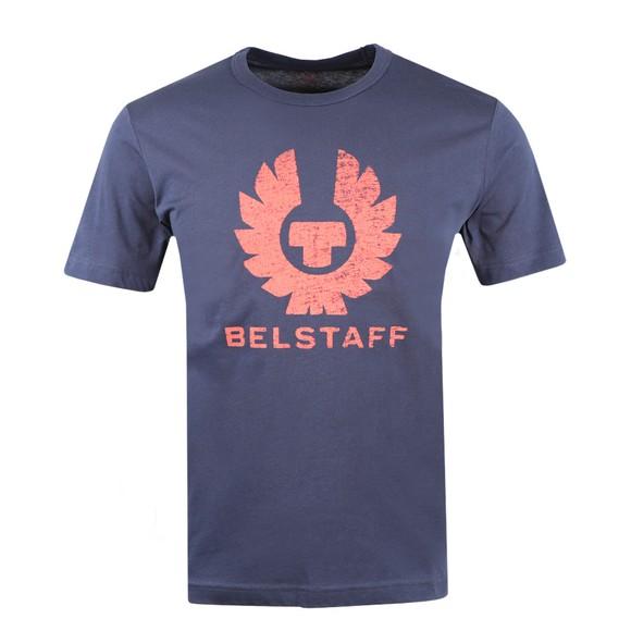 Belstaff Mens Deep Indigo/Flare Coteland 2.0 T Shirt