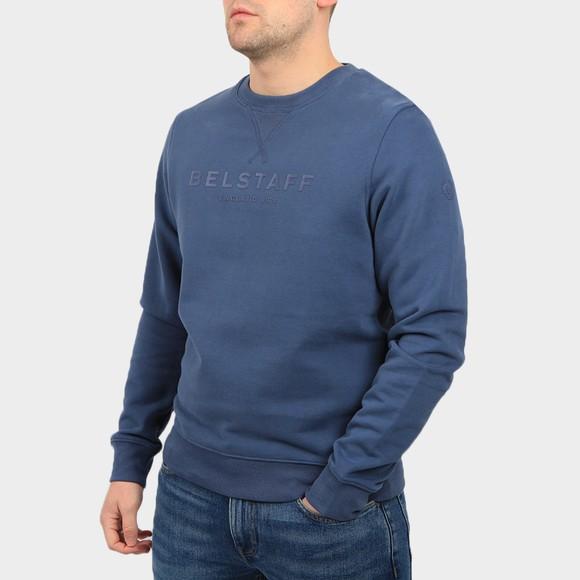 Belstaff Mens Blue 1924 Sweatshirt main image