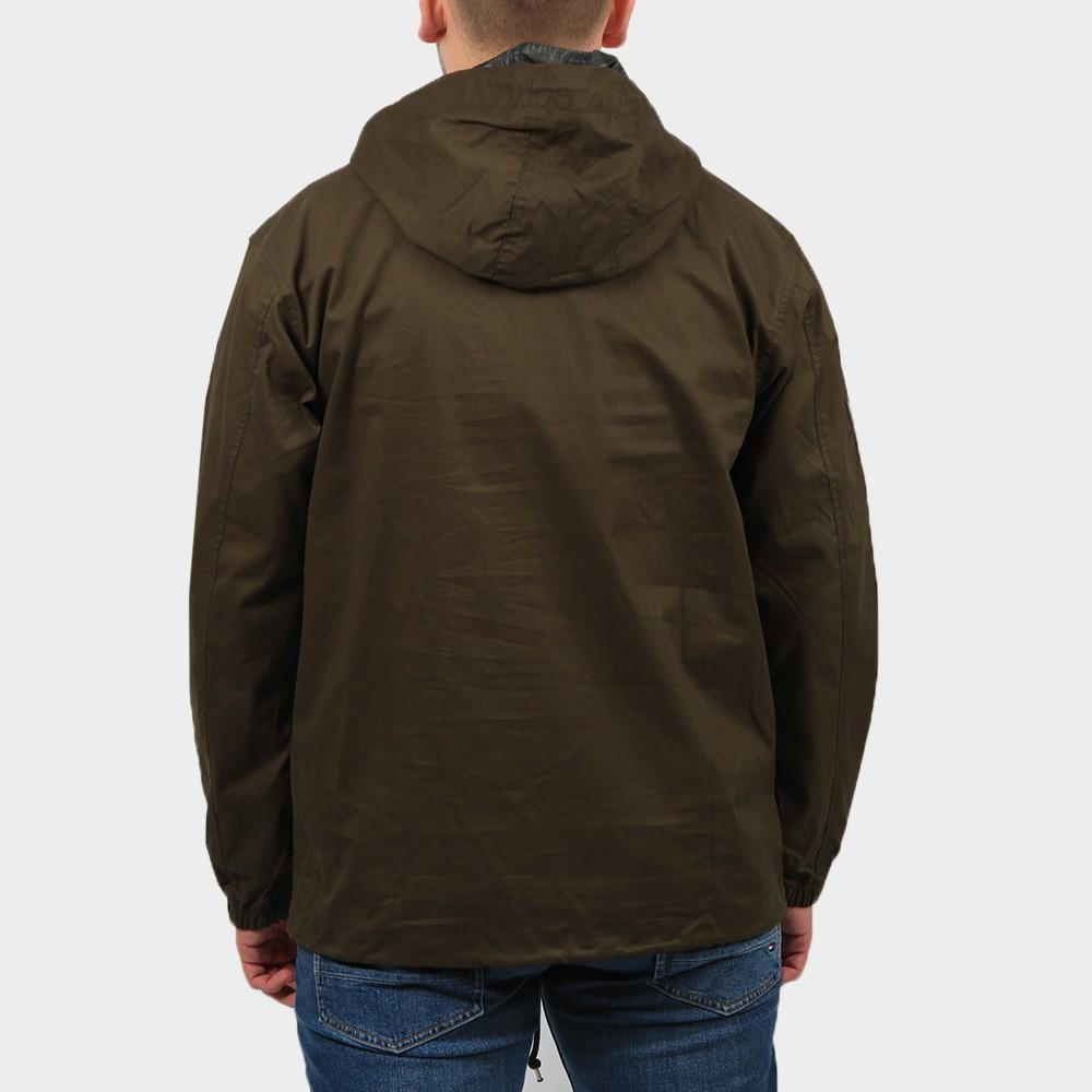 Cotton Overhead Jacket main image