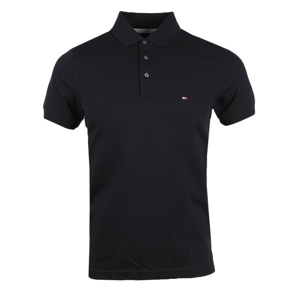 Tommy Hilfiger Mens Blue S/S 1985 Polo Shirt