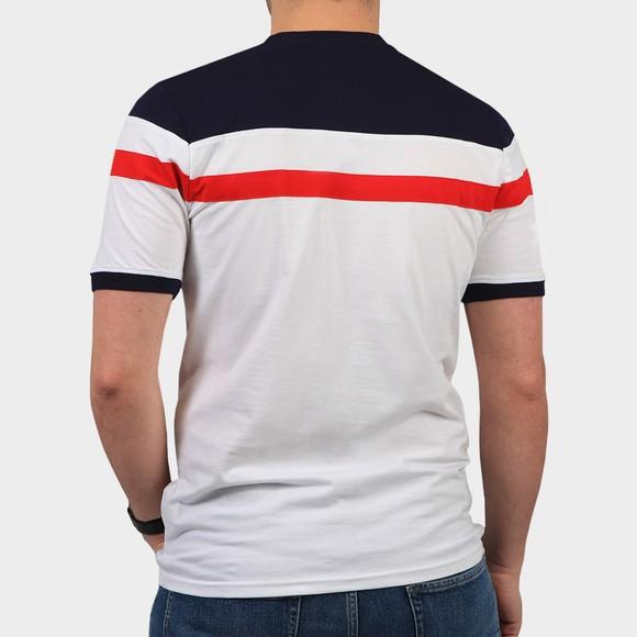 Fila Mens White Sten T Shirt main image