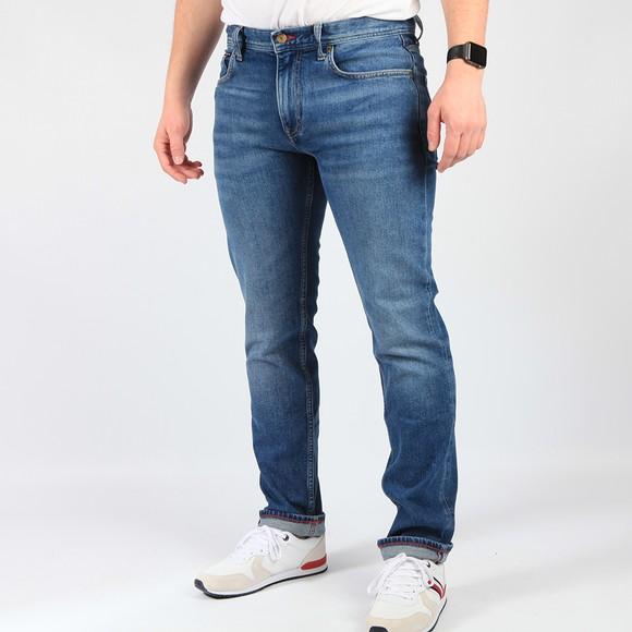 Tommy Hilfiger Mens Blue Denton Jean