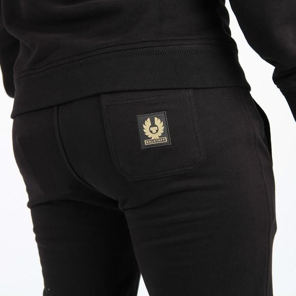 Belstaff Mens Black Back Patch Logo Sweatpant main image