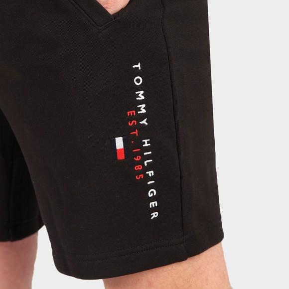 Tommy Hilfiger Mens Black Essential Sweat Short main image