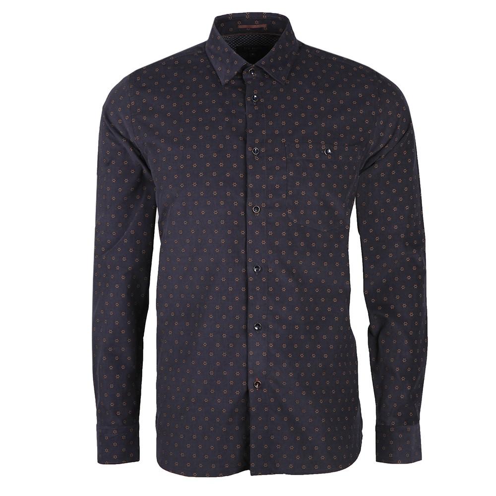 Spoonie Printed Cord Shirt main image