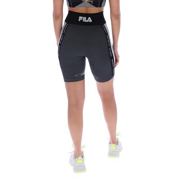 Fila Womens Grey Marieta Seamless Legging Short main image
