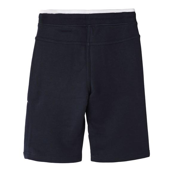 BOSS Boys Blue J24M28 Sweat Short