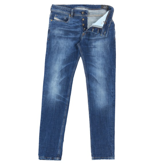 Diesel Mens Blue Sleenker Jean