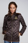 Holland Cooper Womens Brown Studland Jacket