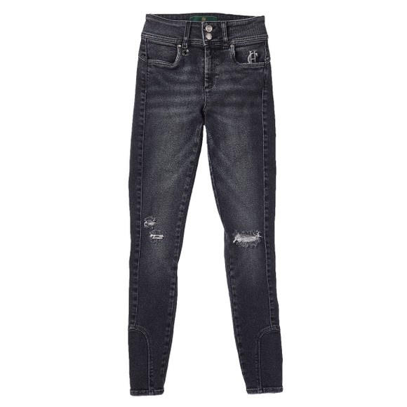 Holland Cooper Womens Grey Jodphur Jean