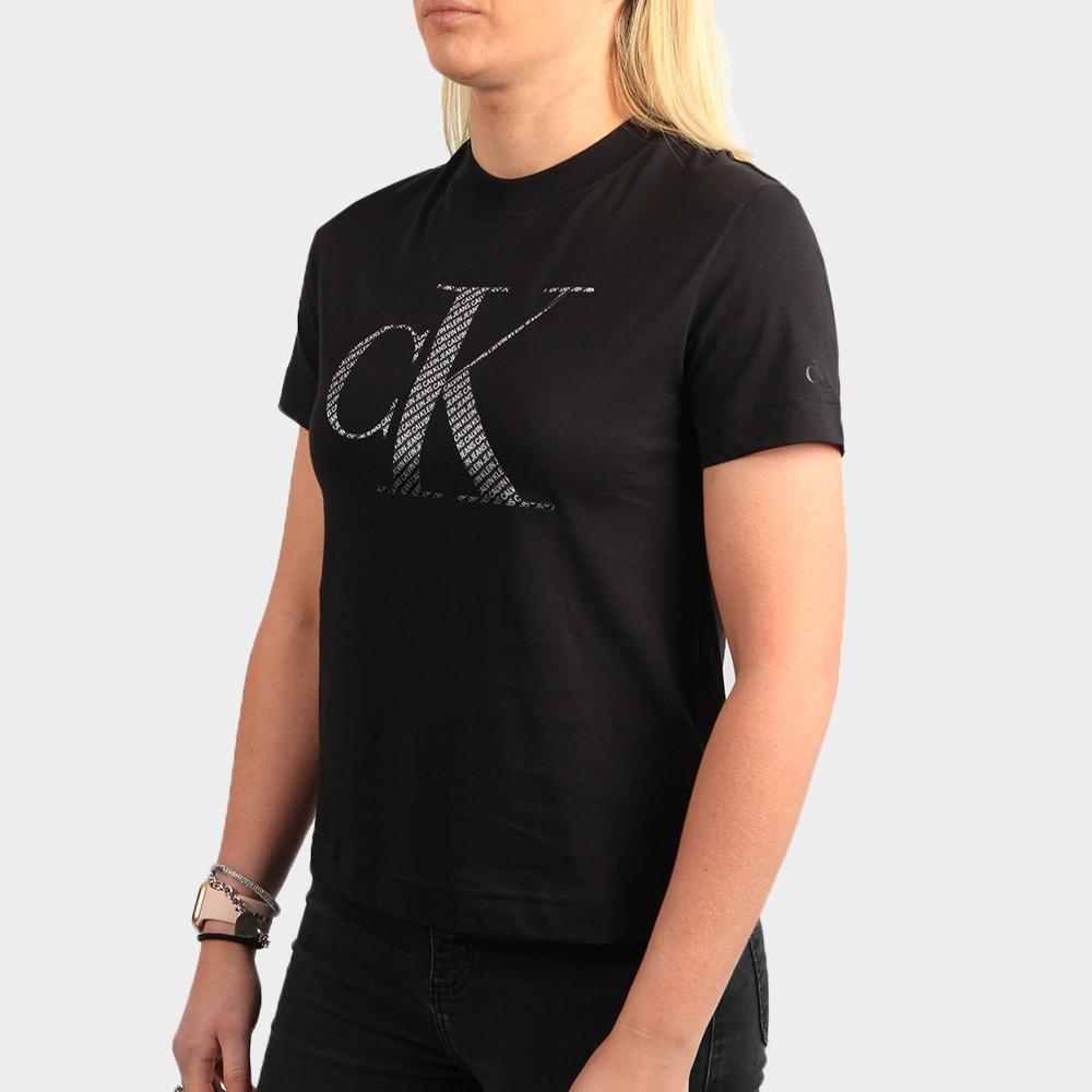 Satin Bonded Filled T-Shirt main image