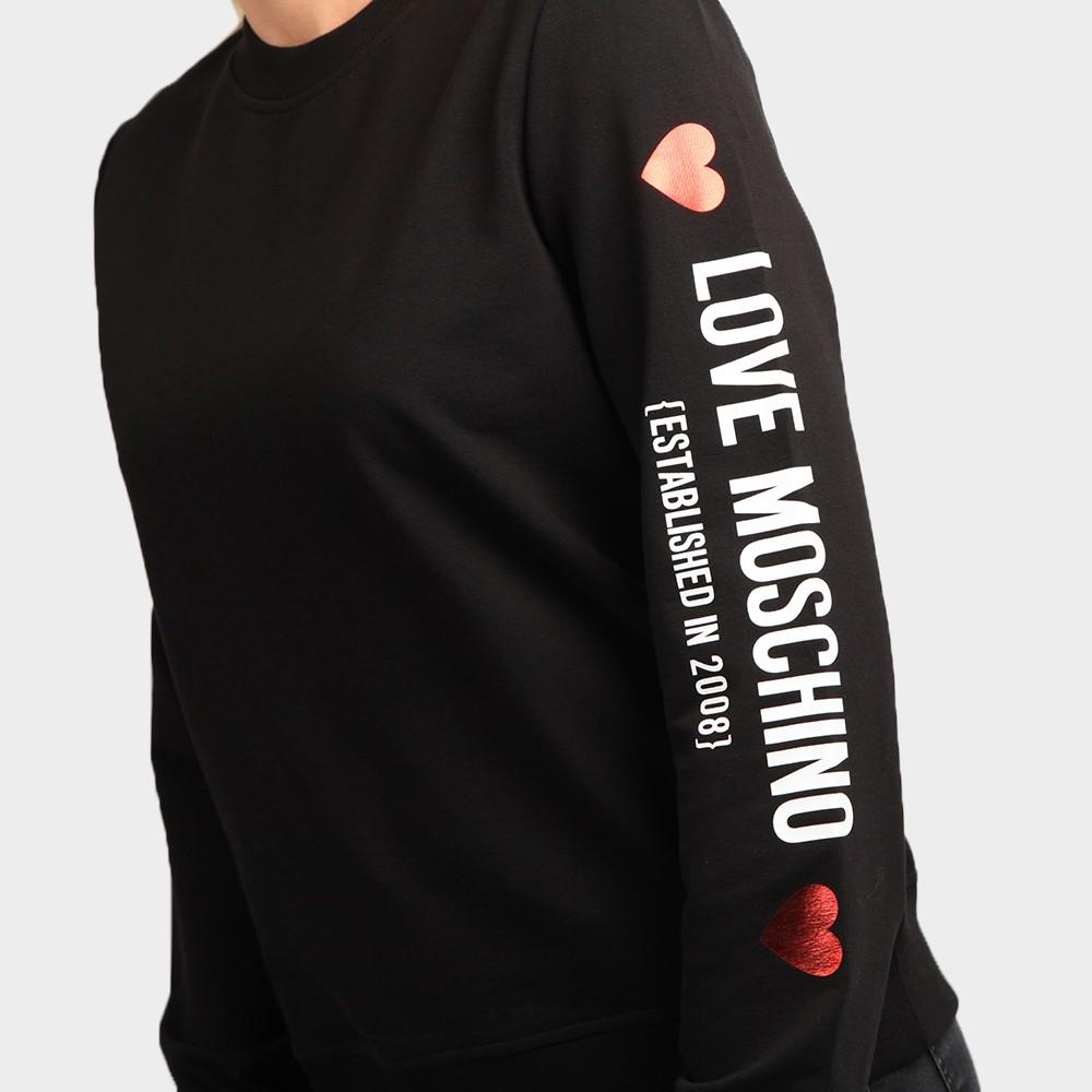 Sleeve Logo Sweatshirt main image