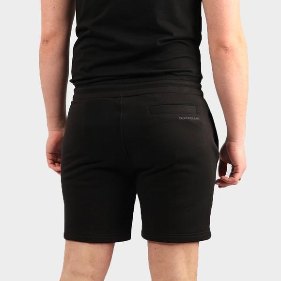 Calvin Klein Jeans Mens Black Tape Logo Jersey Short main image