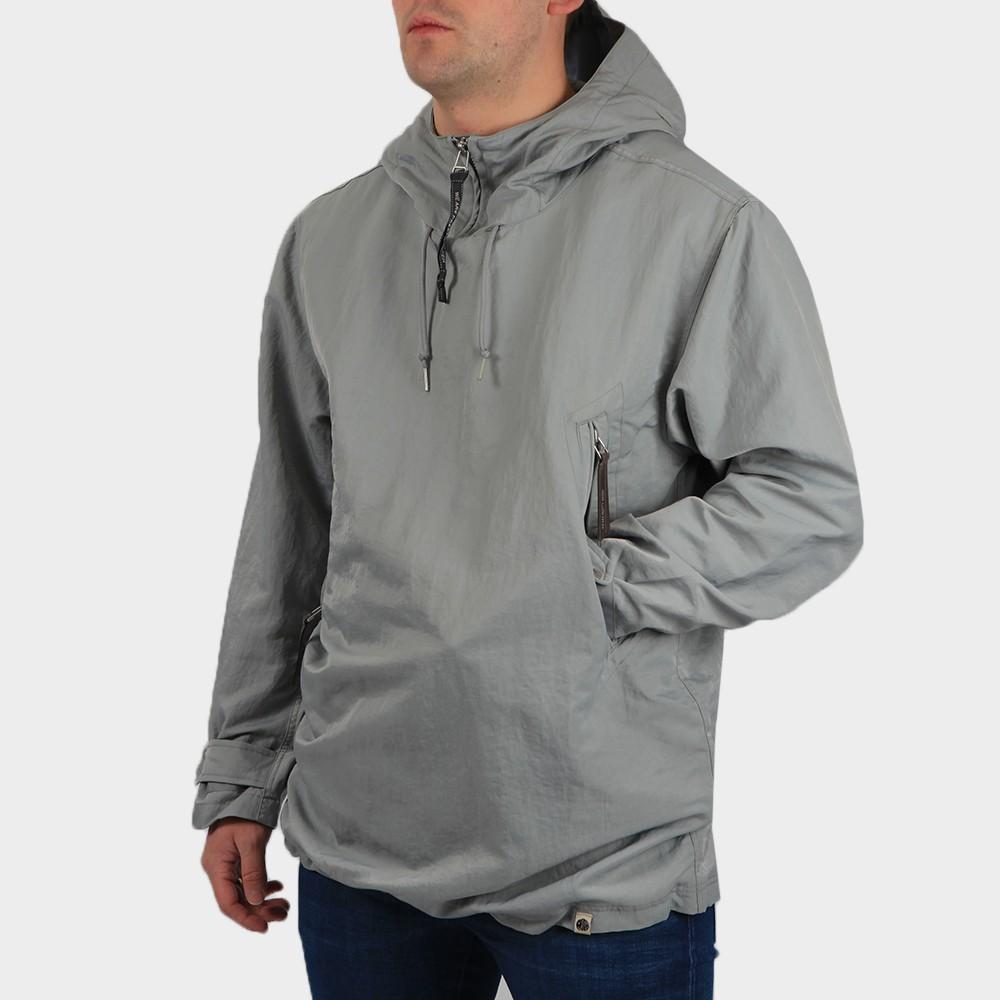 Crinkle Forrest Nylon Overhead Jacket main image