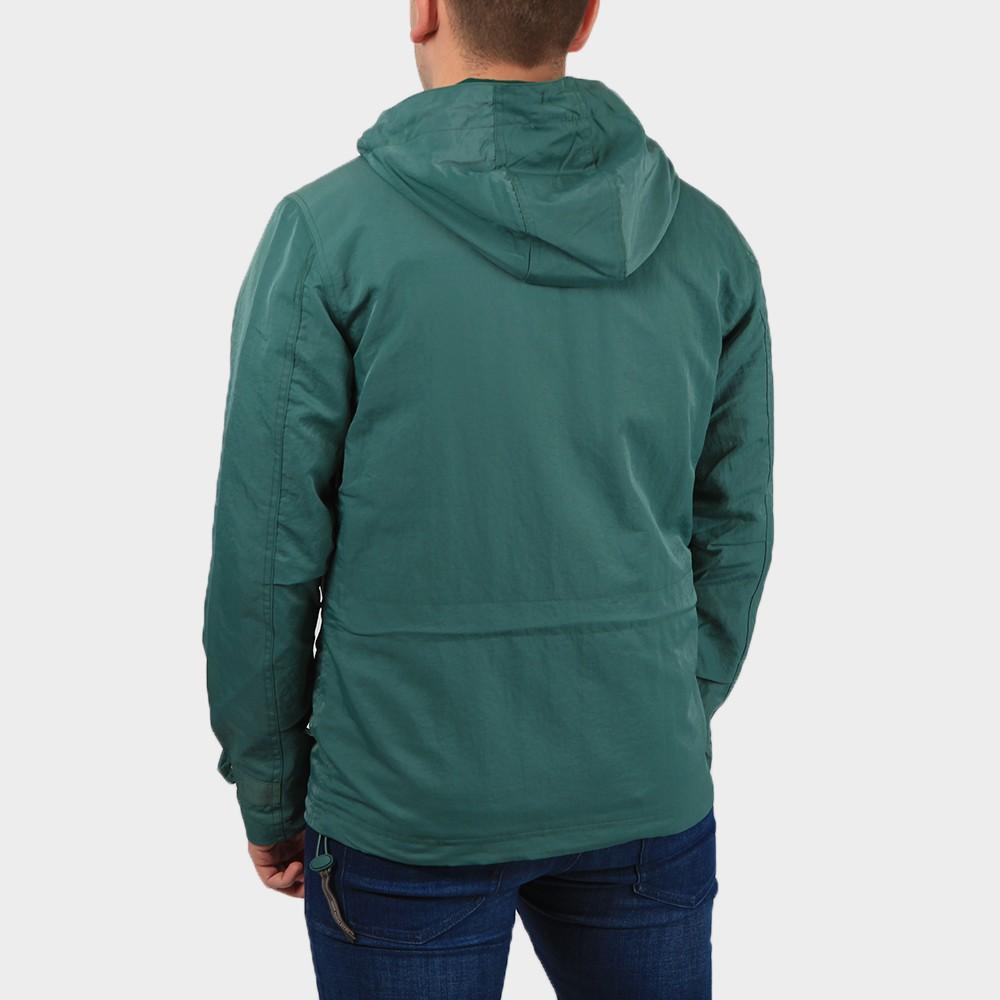 Crinkle Nylon Hooded Jacket main image