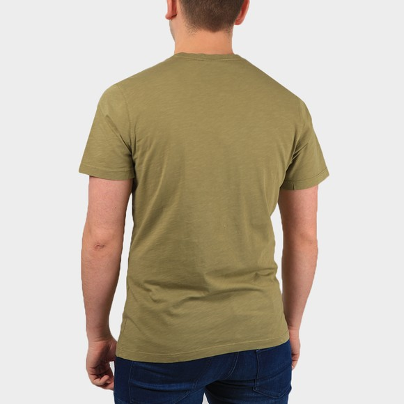 Barbour International Mens Green Understeer T Shirt main image