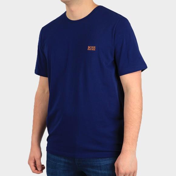 BOSS Bodywear Mens Blue Mix & Match T-Shirt