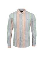 Slim Multi Stripe Oxford Shirt