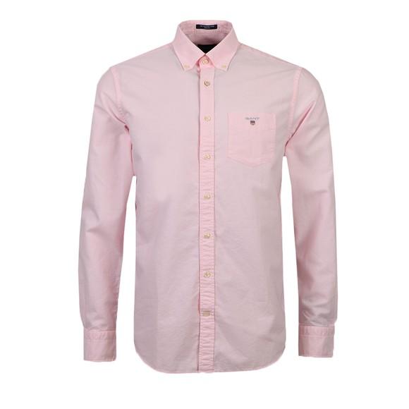 Gant Mens Pink The Oxford Shirt