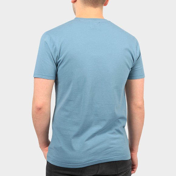 Colorful Standard Mens Blue Organic T-Shirt main image