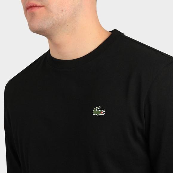 Lacoste Sport Mens Black L/S T-Shirt main image