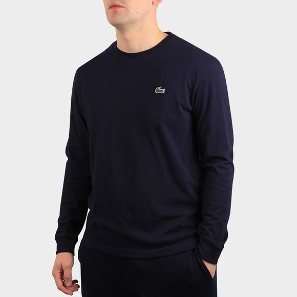 Lacoste Sport Mens Blue L/S T-Shirt