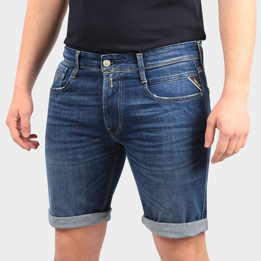 New Anbass Denim Short main image