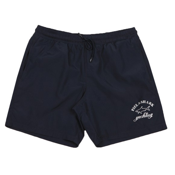 Paul & Shark Mens Blue Swim Short