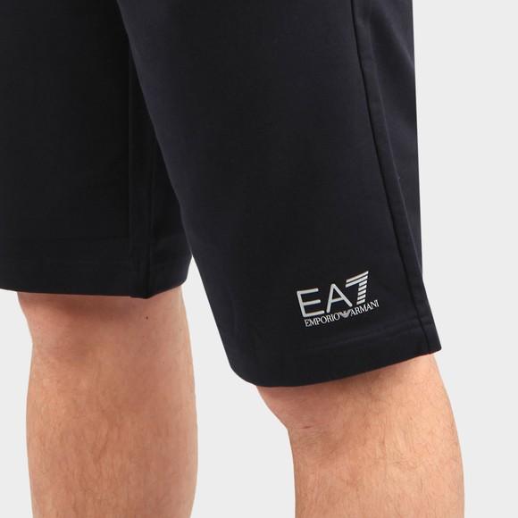 EA7 Emporio Armani Mens Blue Sweat Short main image