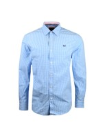 Classic Micro Gingham Shirt
