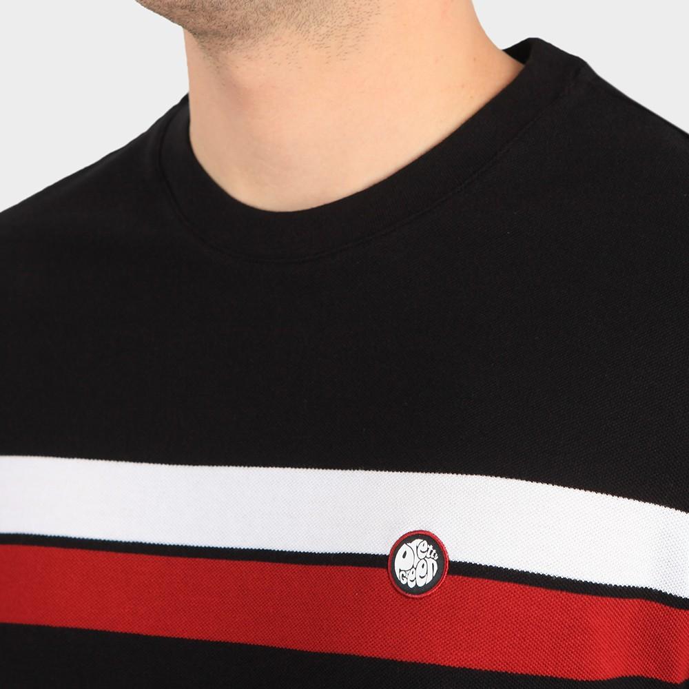 Chest Stripe T-Shirt main image