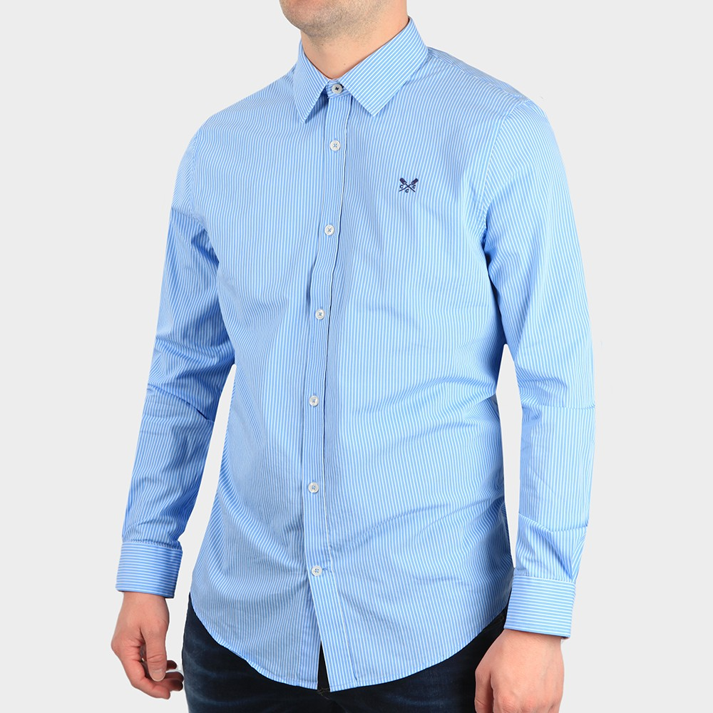 Micro Stripe Shirt main image
