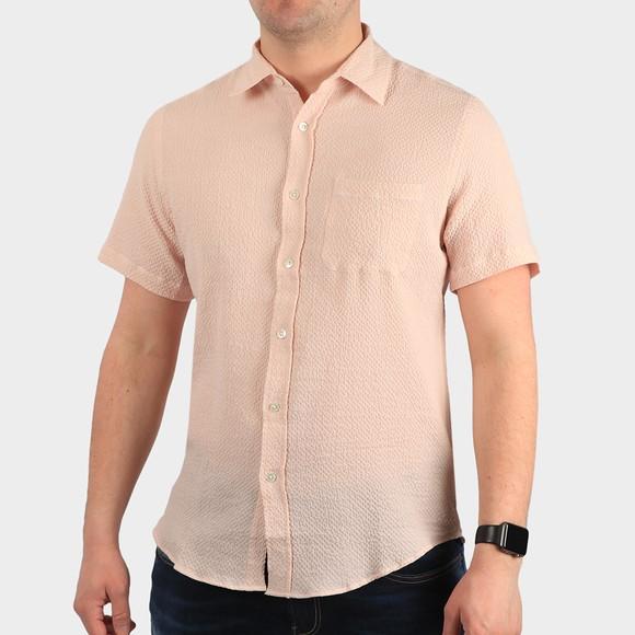 Portugese Flannel Mens Pink Marisol Shirt