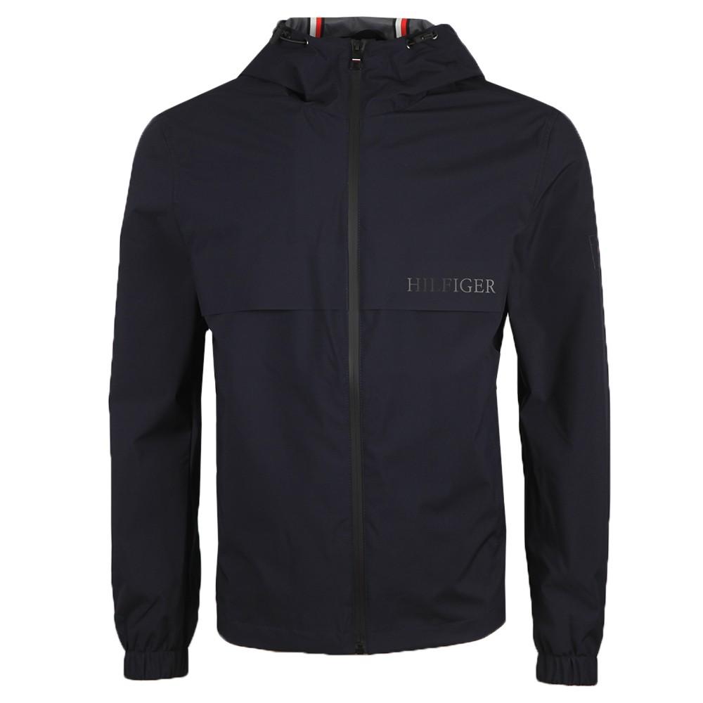 Tech Hooded Jacket