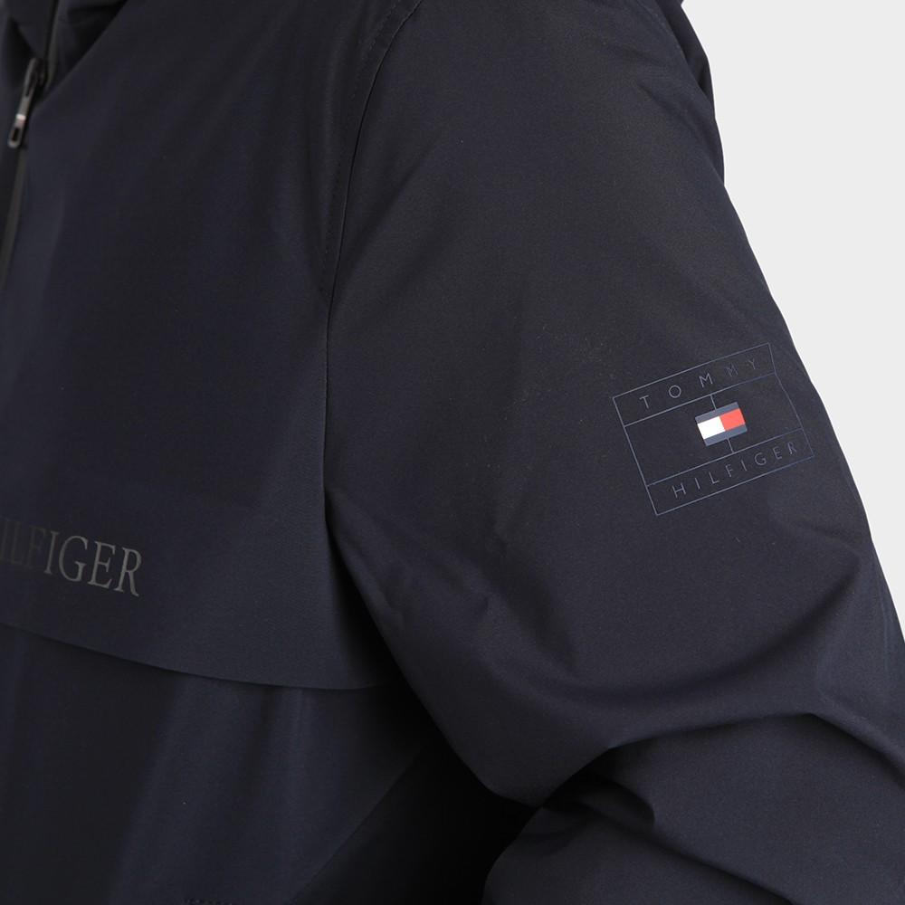 Tech Hooded Jacket main image
