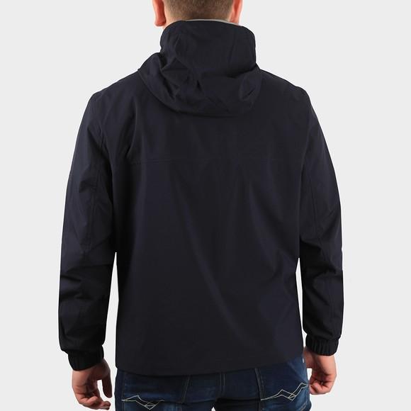Tommy Hilfiger Mens Blue Tech Hooded Jacket main image
