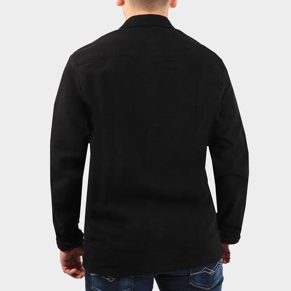 Carhartt WIP Mens Black Holston Shirt main image