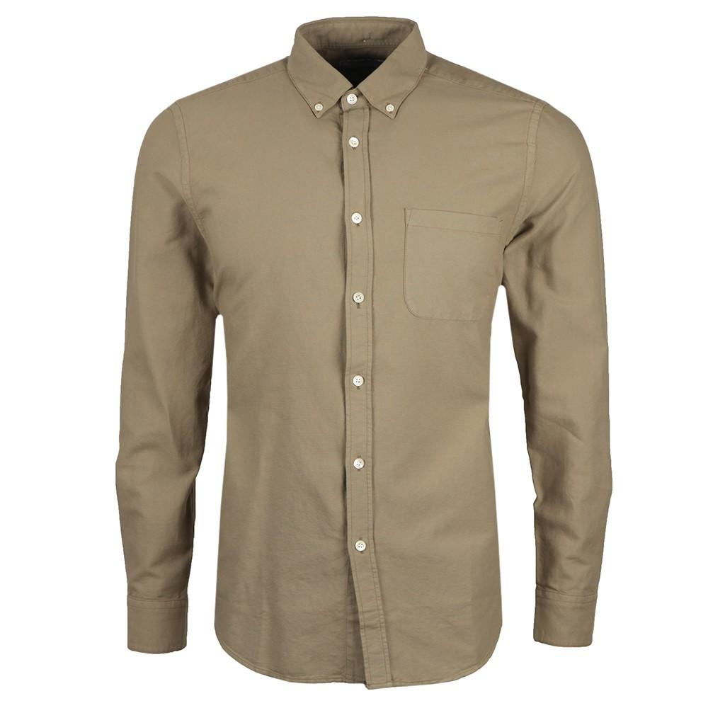 Belavista Plain Long Sleeve Shirt