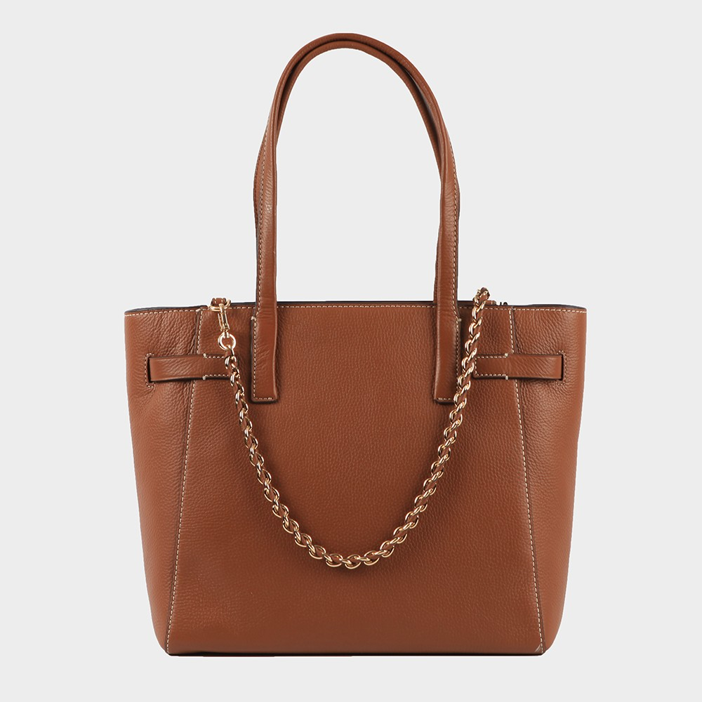 Carmen Large Belted Tote main image