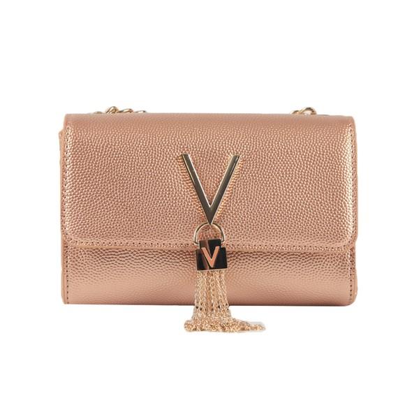Valentino Bags Womens Pink Divina Clutch Bag main image
