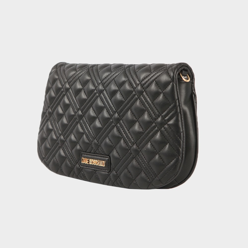 Borsa Quilted Nappa Clutch main image