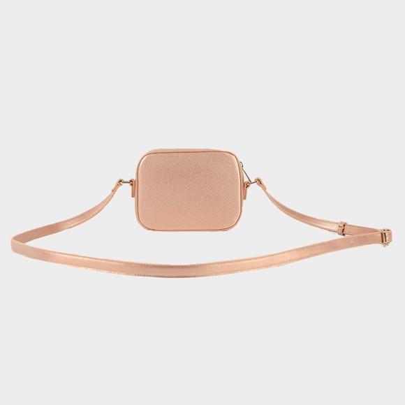 Valentino Bags Womens Pink Divina Small Handle Tote main image