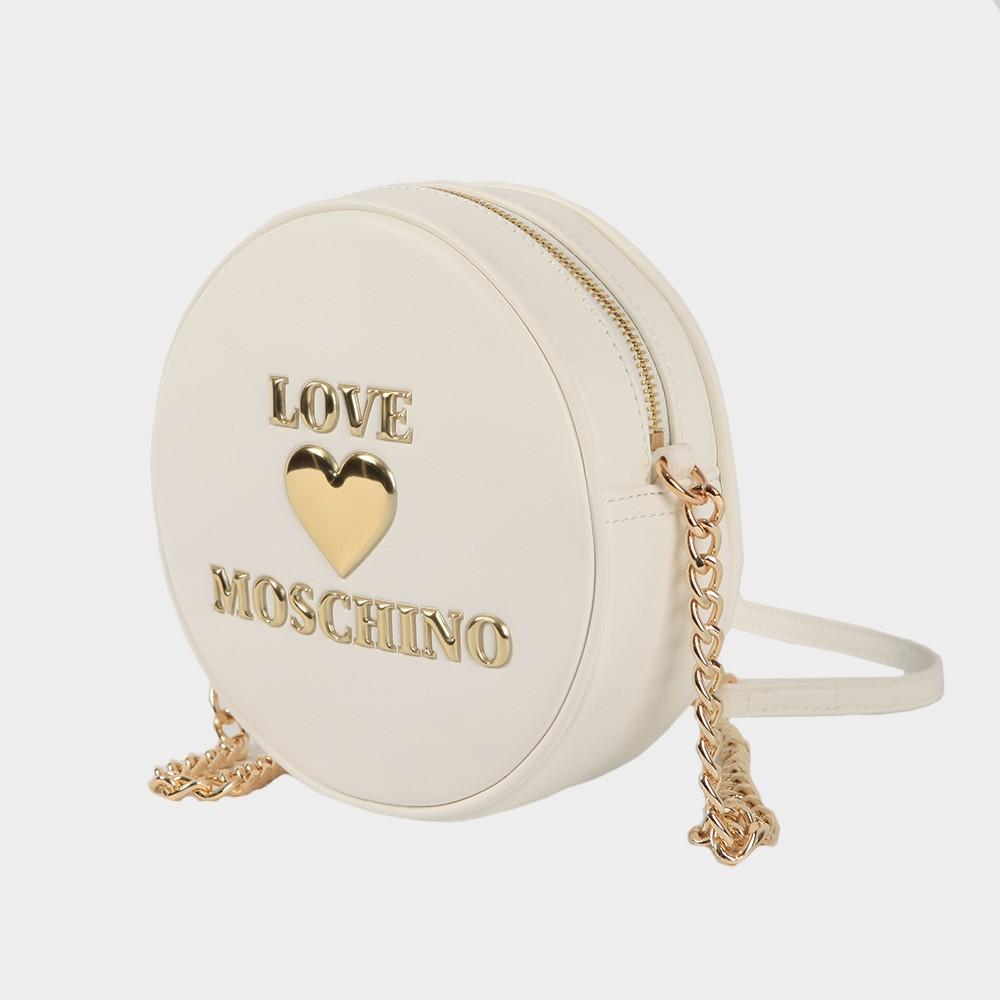 Padded Heart Shoulder Bag main image