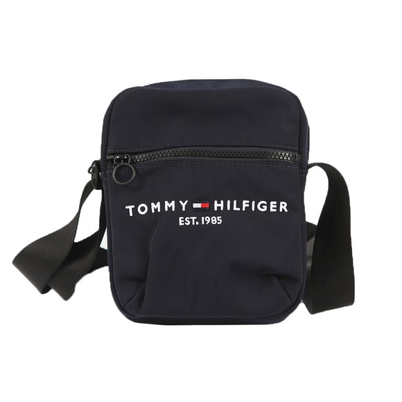 Tommy Hilfiger Mens Blue Established Mini Bag